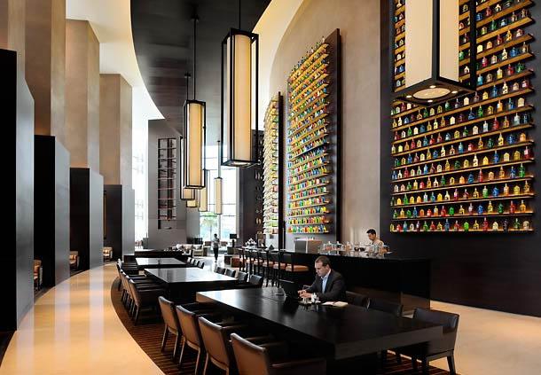 The Lounge at JW Marriott Marquis Hotel Dubai