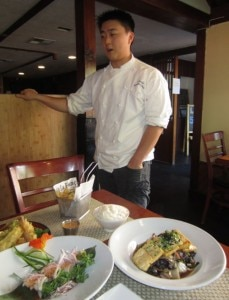 Joshu-Ya Brasserie's chef-owner Jason Kwon honors moms with a special four-course prix-fixe menu