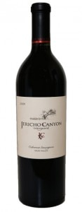 Jericho Canyon 2009 Estate Cabernet Sauvignon
