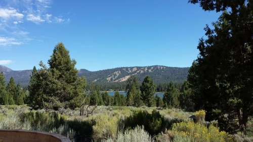 Big Bear Lake, CA, boasts the highest altitude vineyard in the northern hemisphere