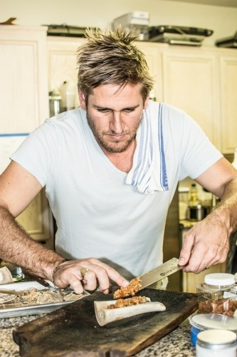 Chef Curtis Stone is opening his very first restaurant