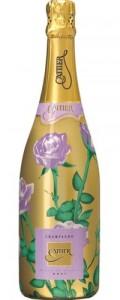 Champagne Cattier Brut Blanc de Blancs Les Roses