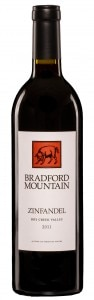 Bradford Mountain 2011 Dry Creek Zinfandel