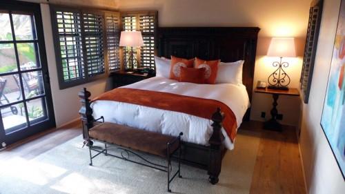 The Valencia Suite at Rancho Valencia in Rancho Santa Fe, California