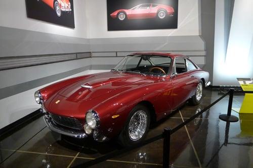1963 Ferrari Berlinetta Luso, selected by Adam Carolla