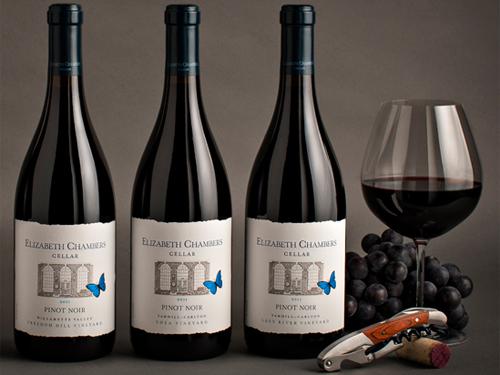 Elizabeth Chambers Cellar 2011 Winemaker's Cuvée Pinot Noir