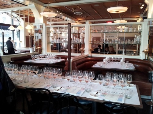 """Provence in the City"" wine tasting event at Lafayette in New York"