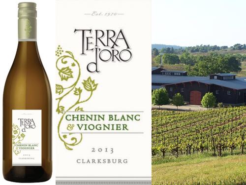 Terra d'Oro 2013 Chenin Blanc & Viognier