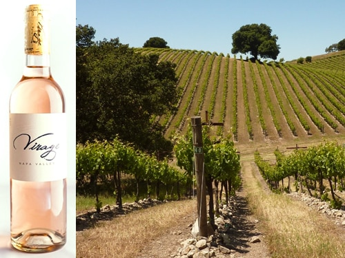 Virage Vineyards 2013 Dry Rosé of Cabernet Franc