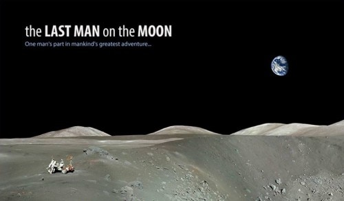 The Last Man on the Moon tells the story of astronaut Gene Cernan