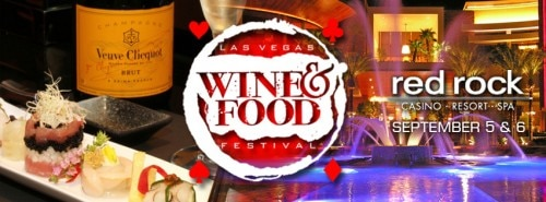 Red Rock Casino Resort Food & Wine Festival