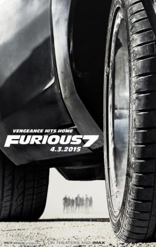 """Vin Diesel, Paul Walker and crew return for the seventh installment of the """"Fast & Furious"""" series"""
