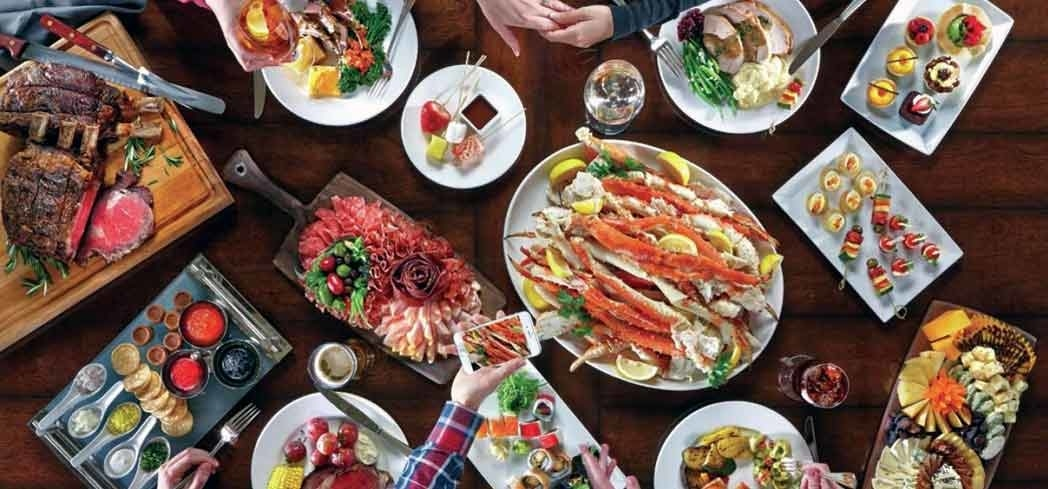Buffet Bellagio at Bellagio is among GAYOT's Top 10 Buffets in Las Vegas