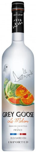 Grey Goose Le Melon uses the famed melons from Cavaillon, France