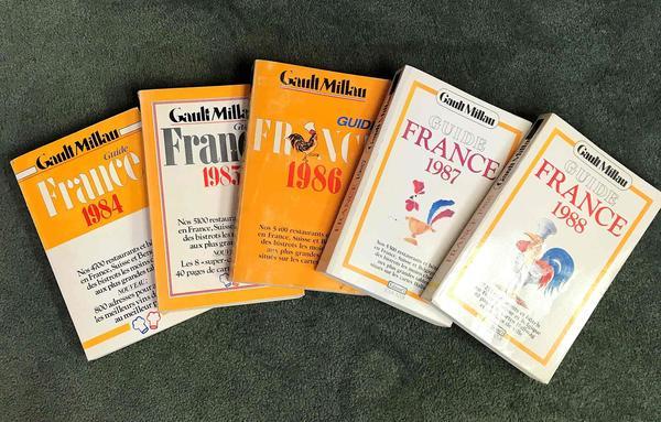 Guides France GaultMillau