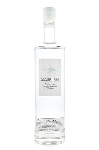 Leopold Bros. Silver Tree American Small Batch Vodka goes through seven separate distillations