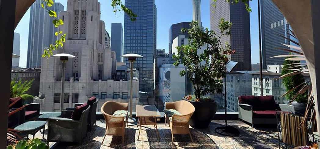 Los Angeles Restaurants View