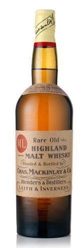 Mackinlay's Shackleton Rare Old Highland Malt Whisky