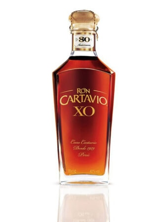 Ron Cartavio XO has strong notes of caramel, vanilla and oak spice