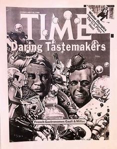 Time Magazine Cover Christian Millau
