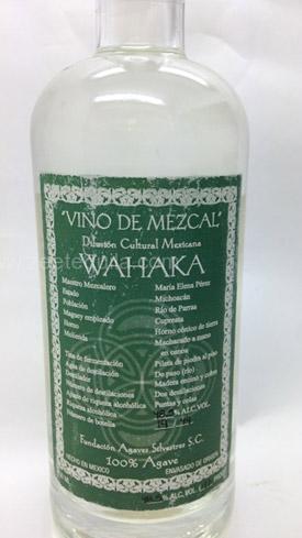Wahaka Vino de Mezcal Michoacan Capriatos