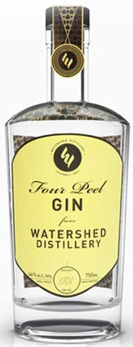 Watershed Four Peel Gin