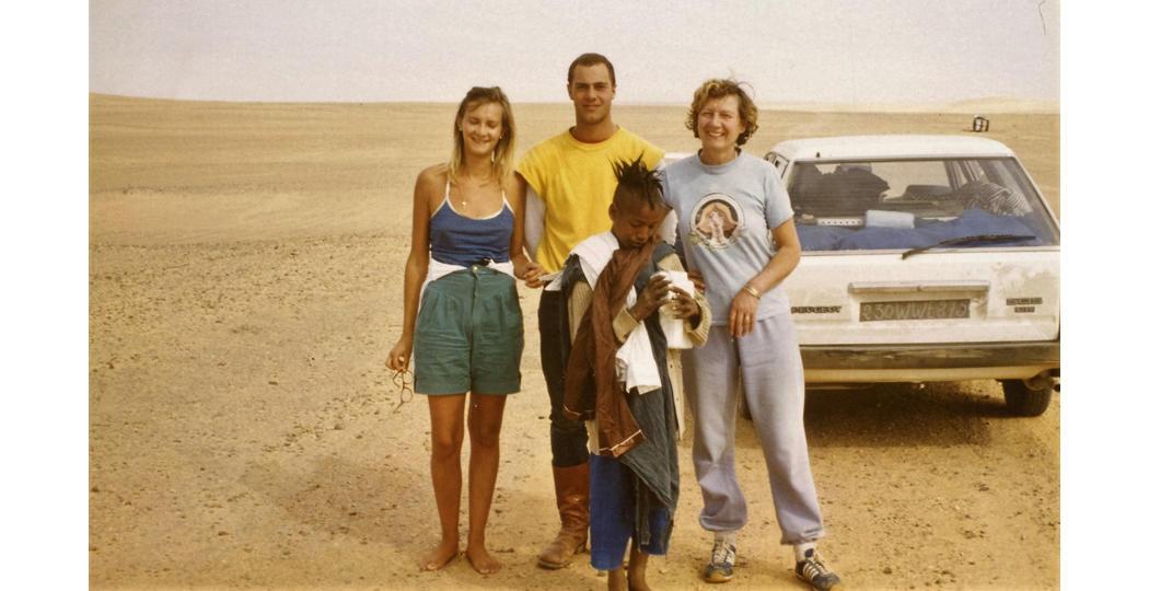 Alain Gayot Sahara desert