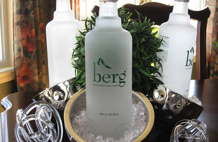 Discover the benefits of iceberg water with Berg, one of GAYOT's Best Bottled Waters.