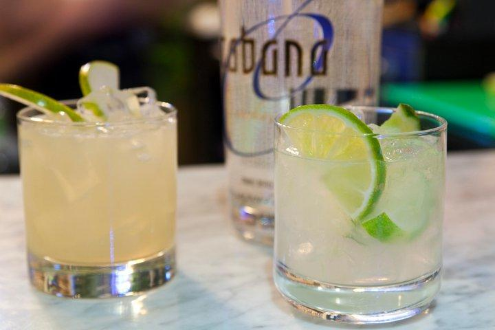 Cocktail Recipe: Cabana Caipirinha