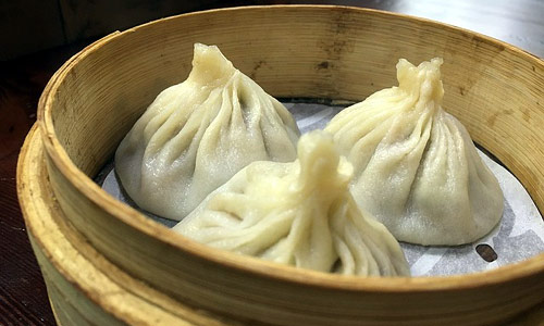Chinese Food: Dim Sum