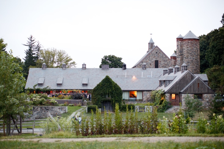 Blue Hill at Stone Barns, Tarrytown
