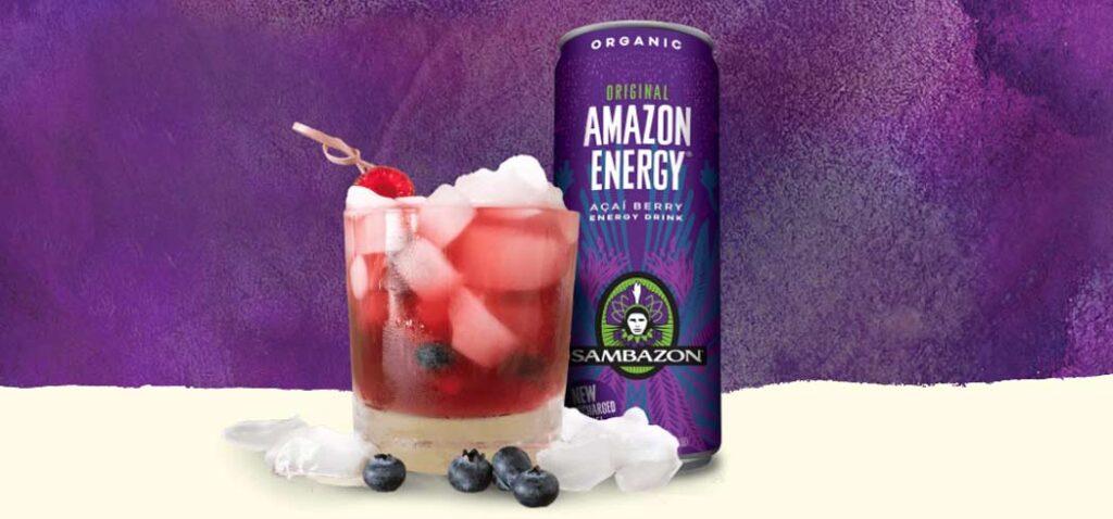 SambazonAcai Berry Energy Drink