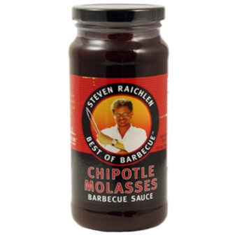 Steven Raichlen Best of Barbecue Chipotle Molasses