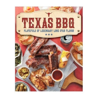 Texas BBQ cookbook
