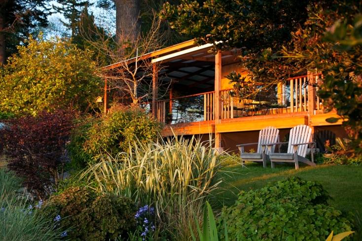 The Willows Inn, Lummi Island