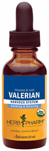 Herb Pharm Valerian Root