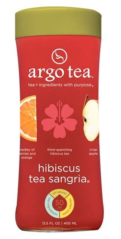 Argo Signature Bottled Tea