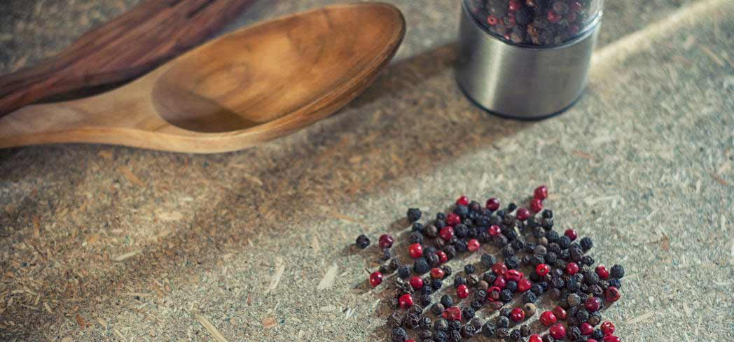 Black pepper may help keep the liver healthy by getting rid of toxins