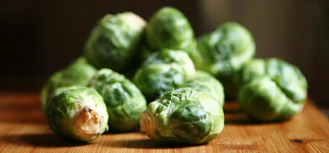 The little cabbage-like Brussels sprouts offer a plethora of health benefits