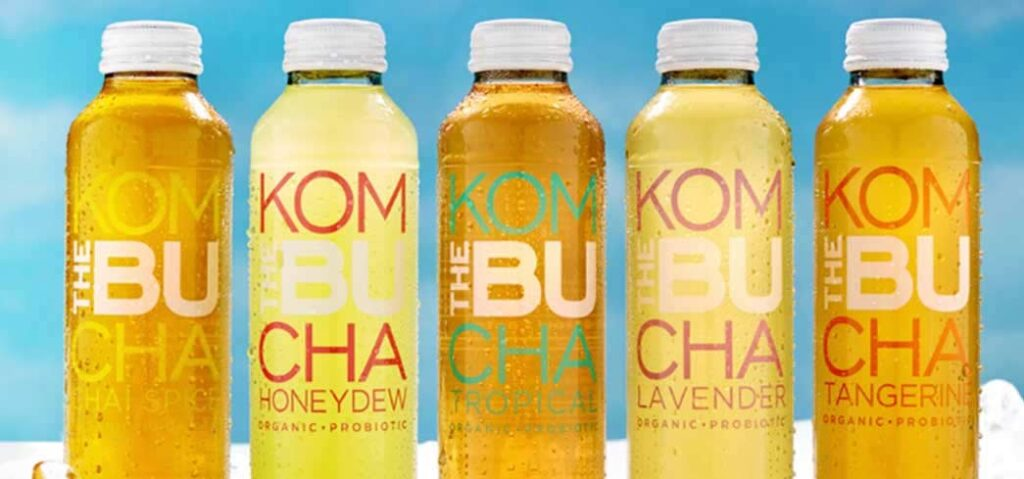 The Bu kombucha