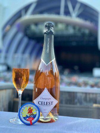 Caviar champagne pairing