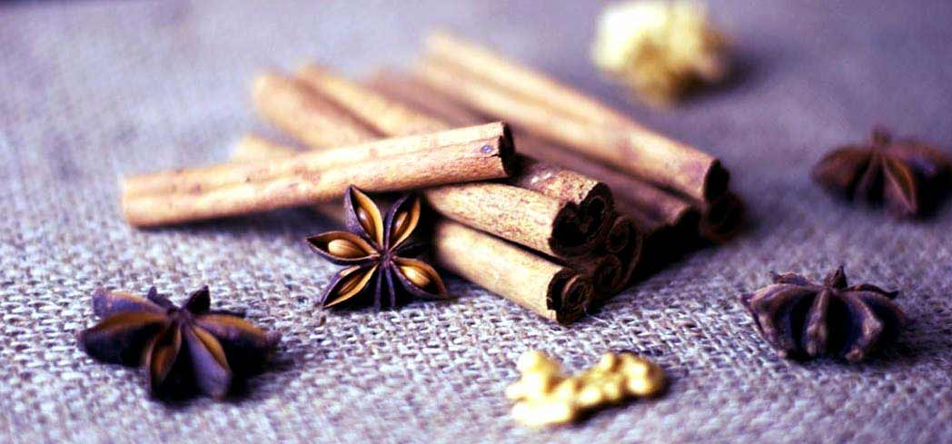 Cinnamon has been found to impact blood sugar control, cholesterol and certain cancers