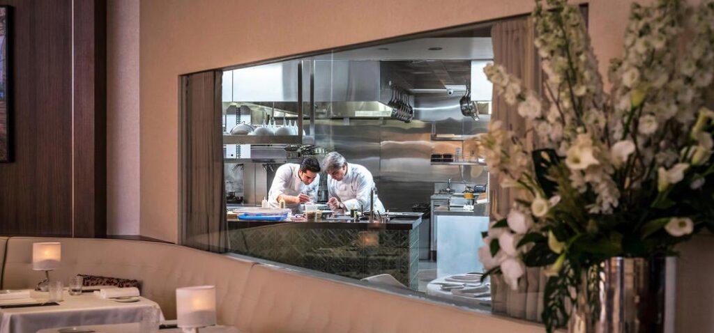 Gabriel Kreuther restaurant