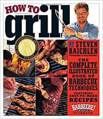 How to Grill cookbook