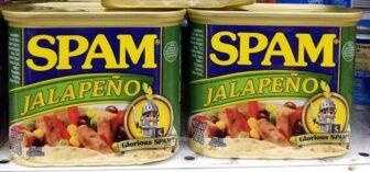 Spam Jalapeño