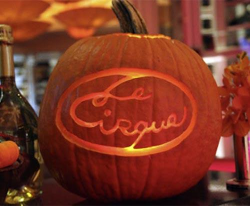 Le Cirque's Halloween Pop Up
