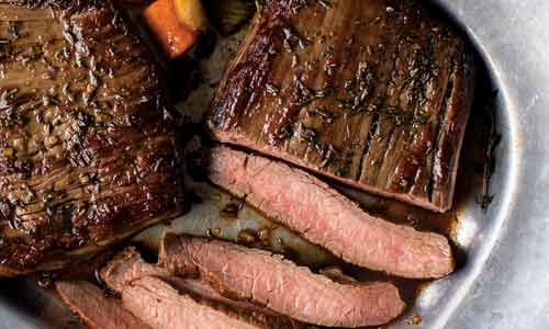 London Broil is a classic beef cut