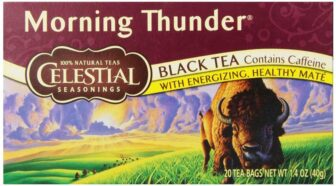 Celestial Seasonings Morning Thunder
