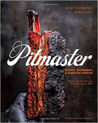 Pitmaster cookbook