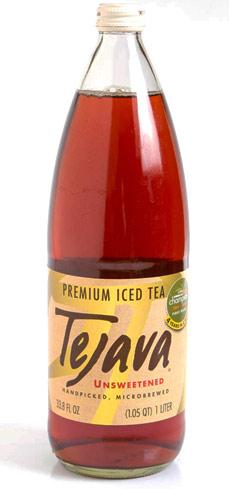 Tejava Premium Unsweetened Iced Tea